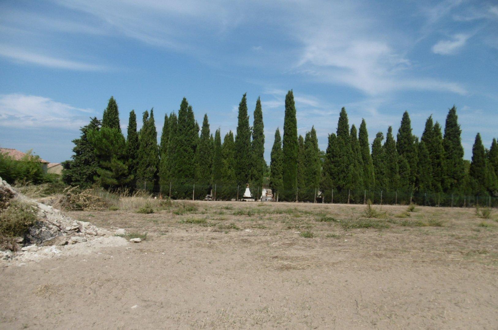 vente terrain CAUX CAUX 34720