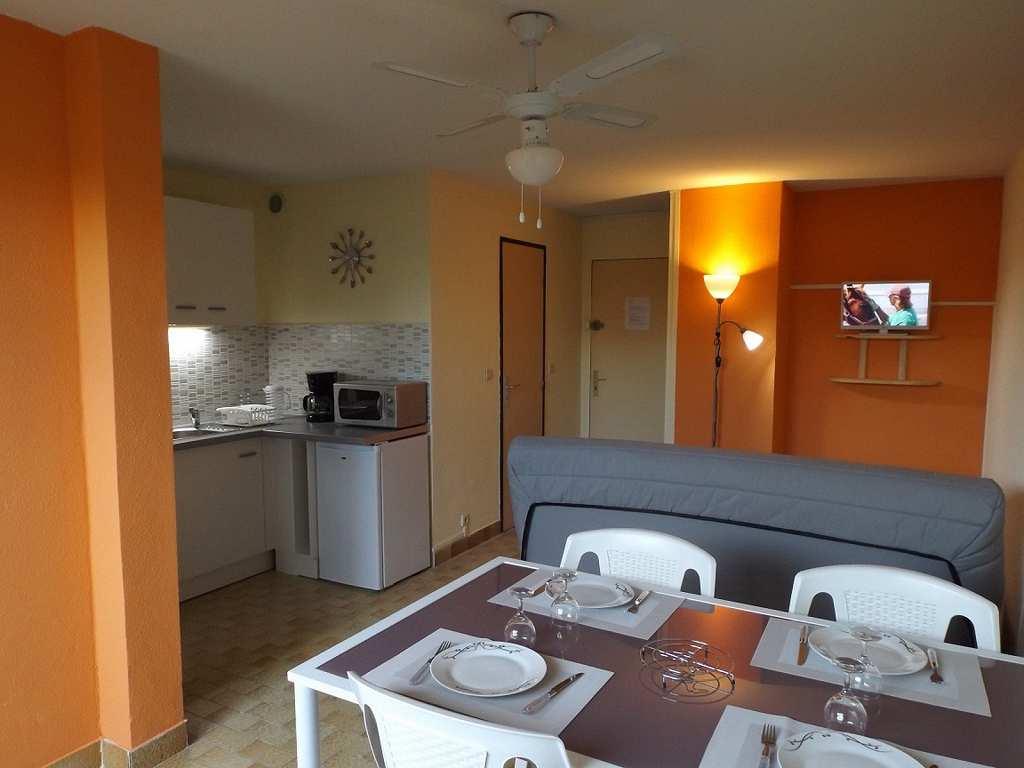 vente appartement 2 pièces LE CAP D'AGDE 34300