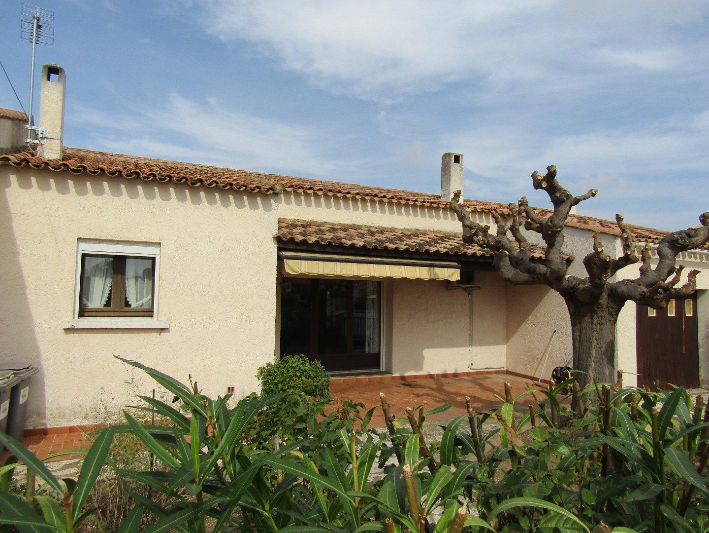 vente maison/villa 4 pièces VIAS 34450