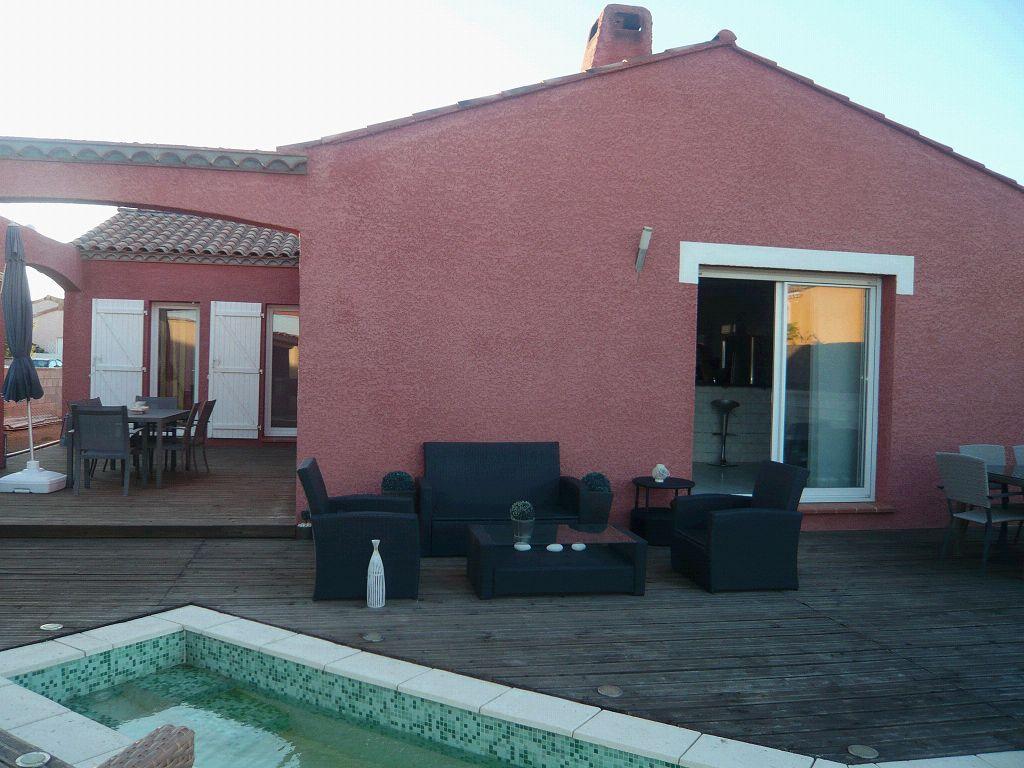 vente maison/villa 4 pièces PUISSERGUIER 34620