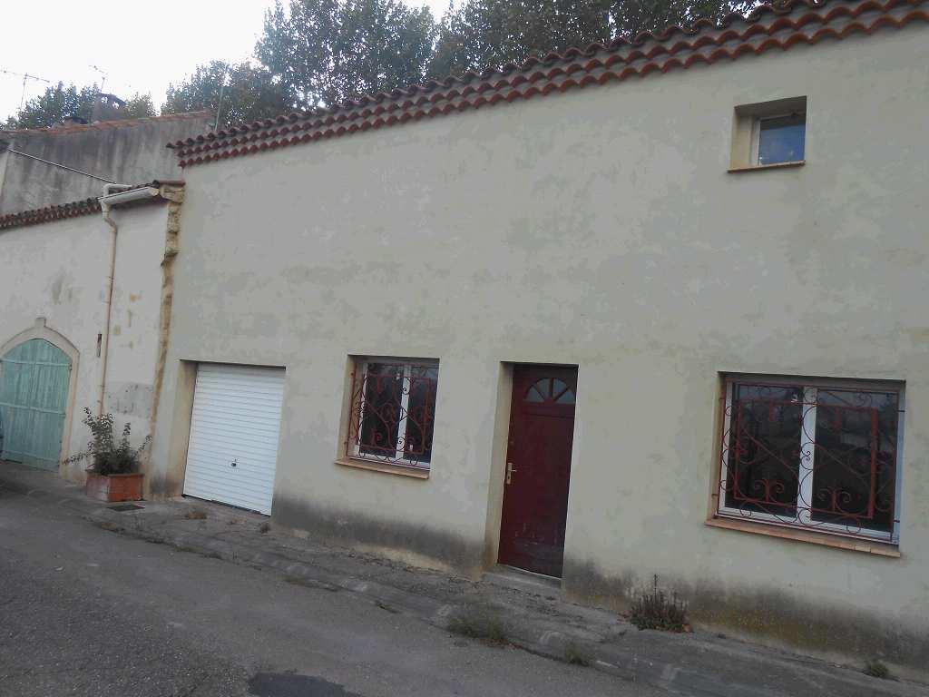 vente maison/villa 2 pièces PUISSERGUIER 34620