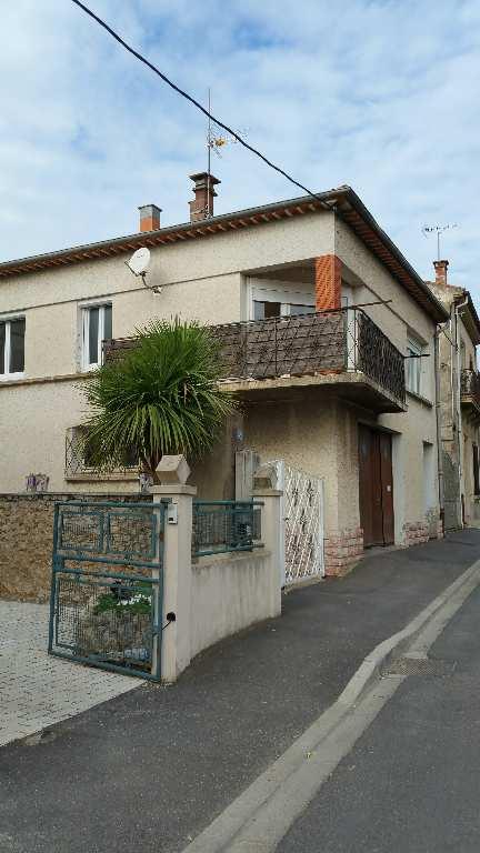 vente maison/villa 4 pièces MARAUSSAN 34370