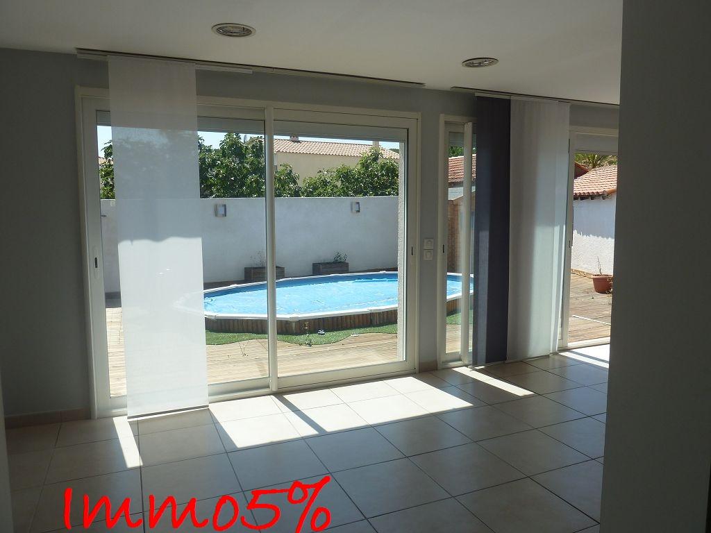 location maison/villa 4 pièces FRONTIGNAN 34110