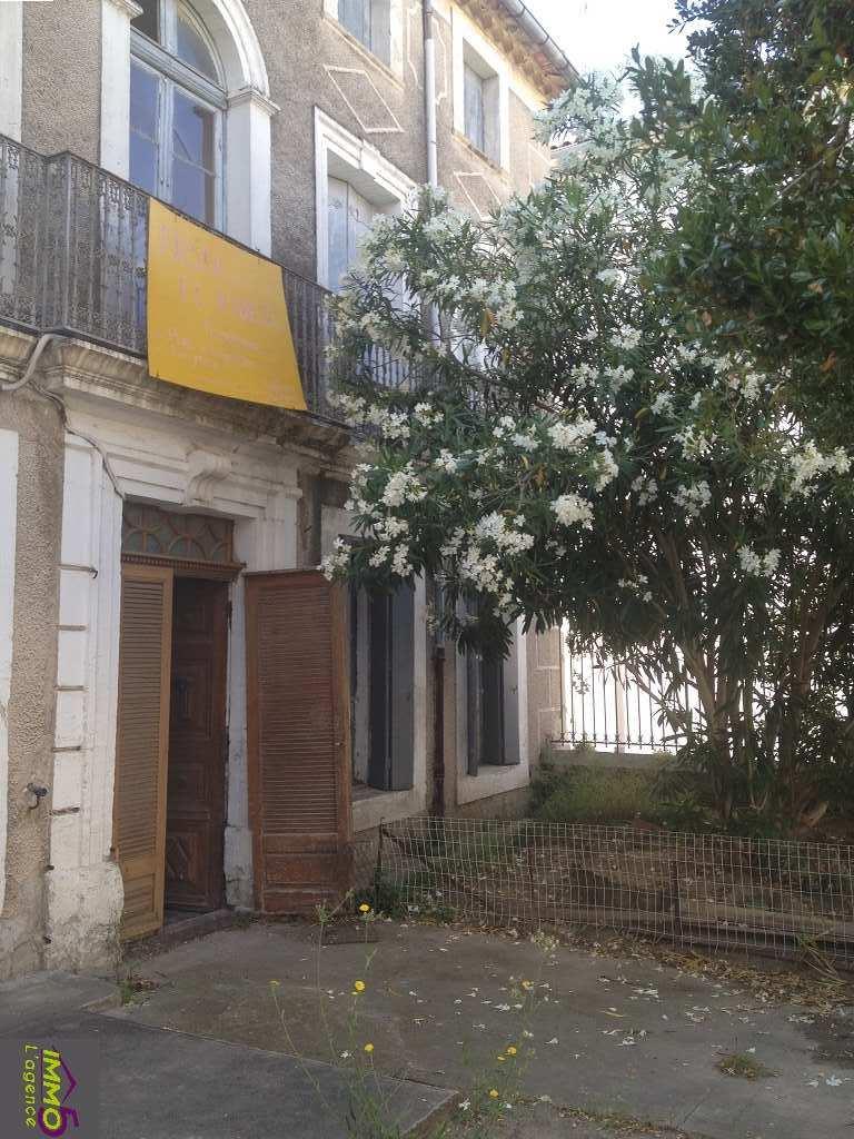 vente maison/villa 7 pièces NISSAN LEZ ENSERUNE 34440