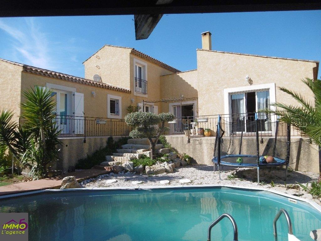 vente maison/villa 5 pièces CERS 34420