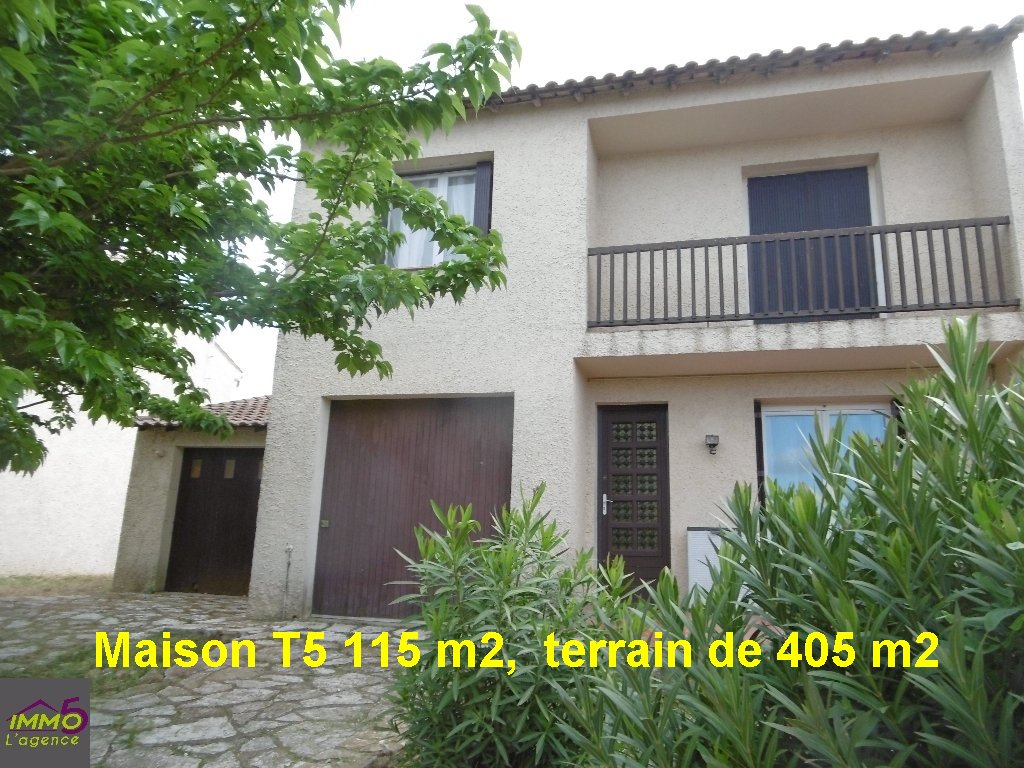 vente maison/villa 6 pièces CERS 34420
