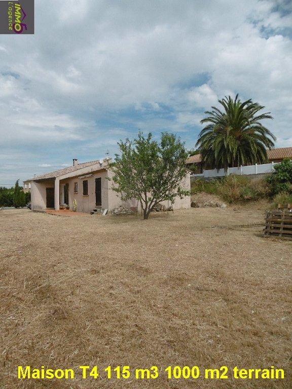vente maison/villa 6 pièces LESPIGNAN 34710