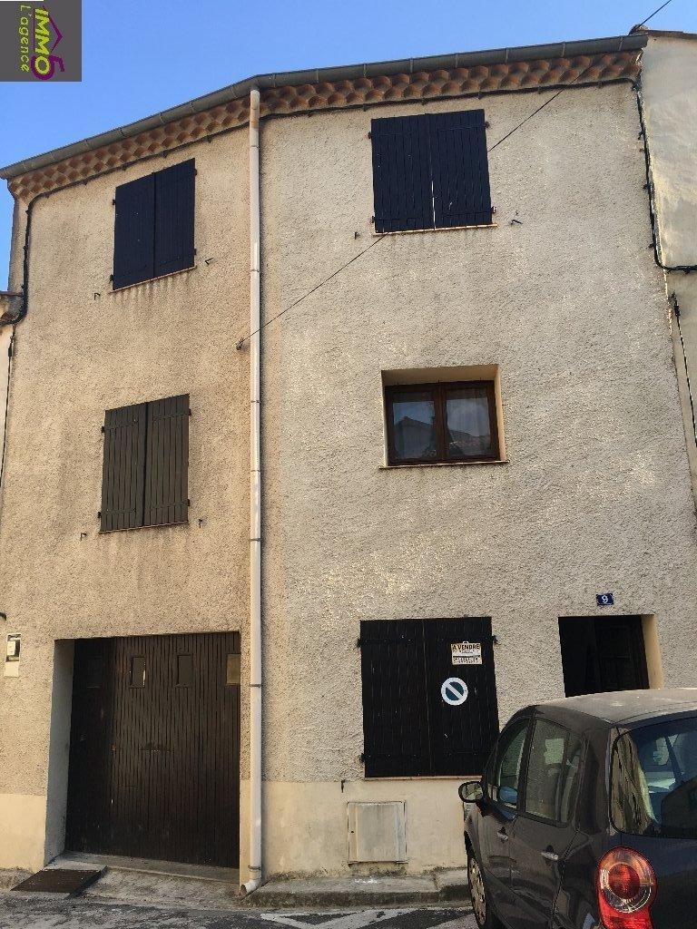 vente maison/villa 7 pièces CORNEILHAN 34490