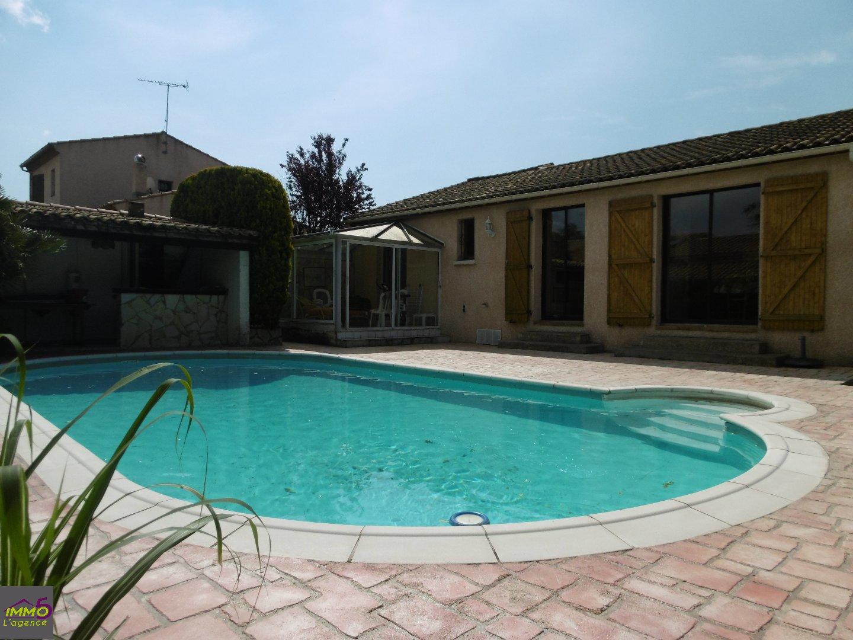vente maison/villa 7 pièces COLOMBIERS 34440