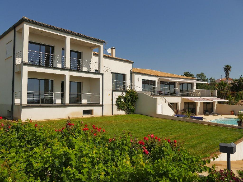 vente de prestige maison/villa 10 pièces BOUZIGUES 34140