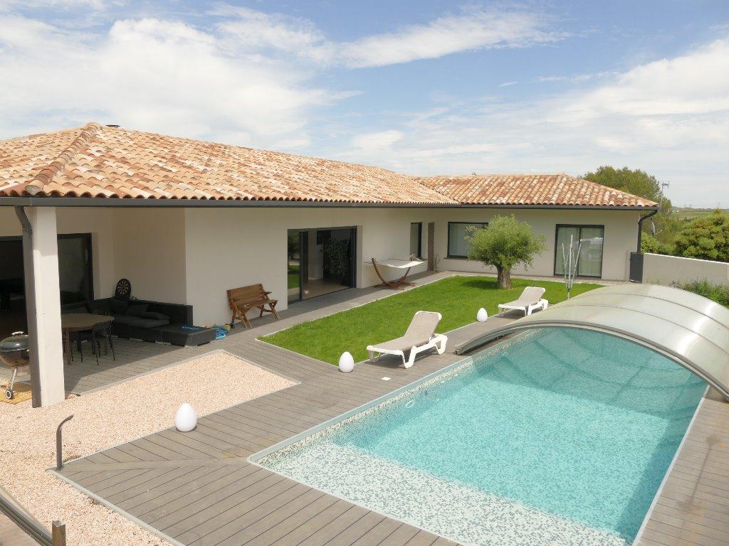 vente maison/villa 5 pièces MONTARNAUD 34570