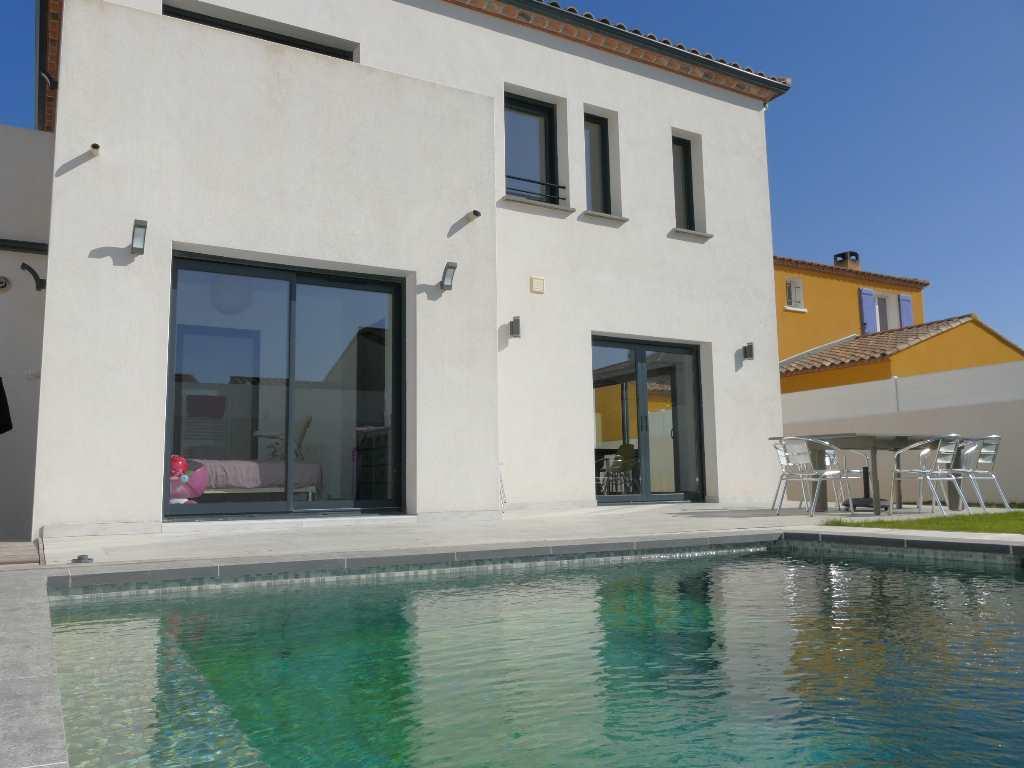 vente de prestige maison/villa 4 pièces BALARUC LE VIEUX 34540