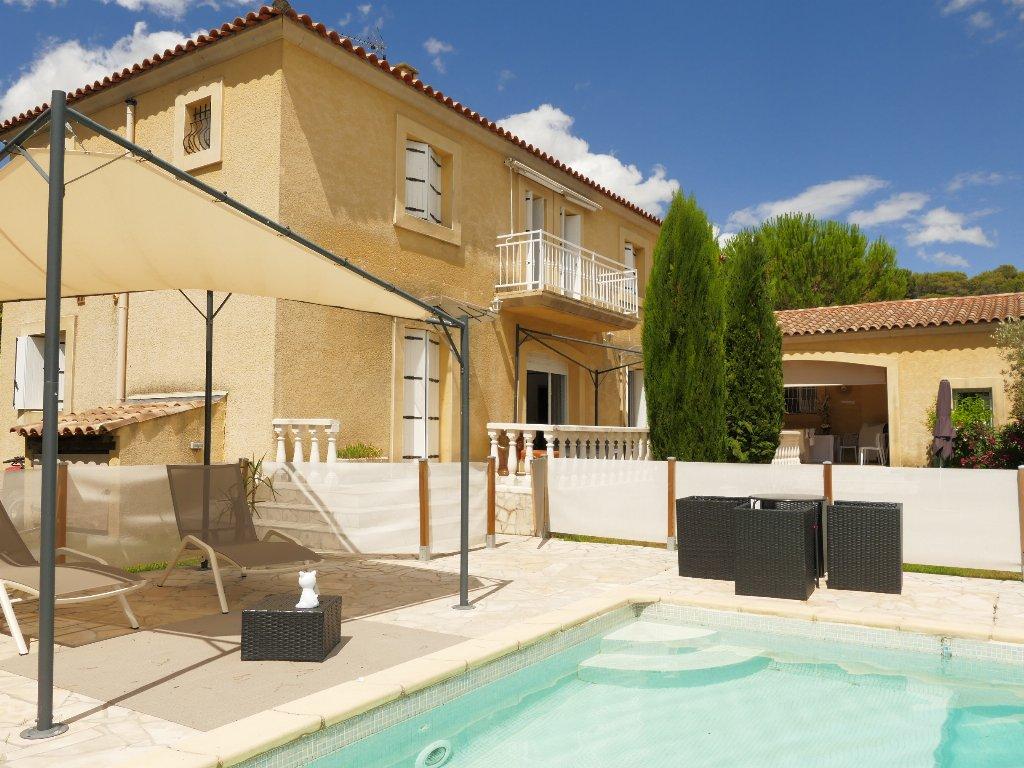 vente maison/villa 6 pièces AUBAIS 30250