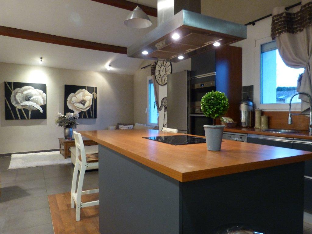 vente maison/villa 4 pièces SAINT JEAN DE VEDAS 34430