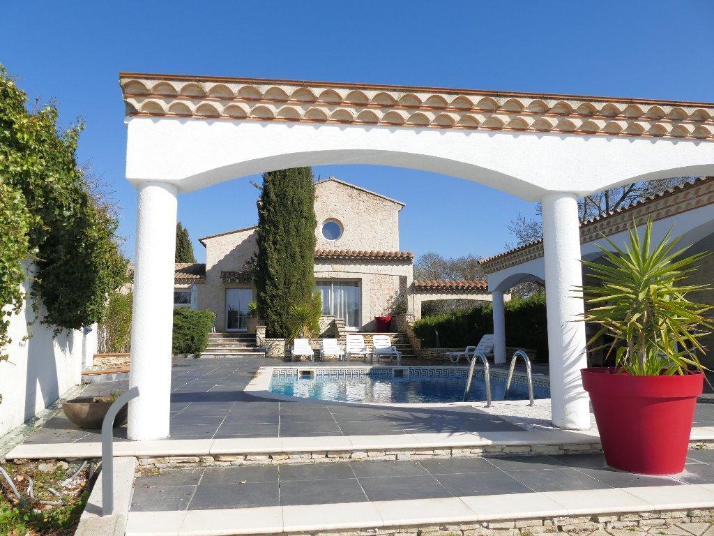 vente maison/villa 6 pièces LIGNAN SUR ORB 34490