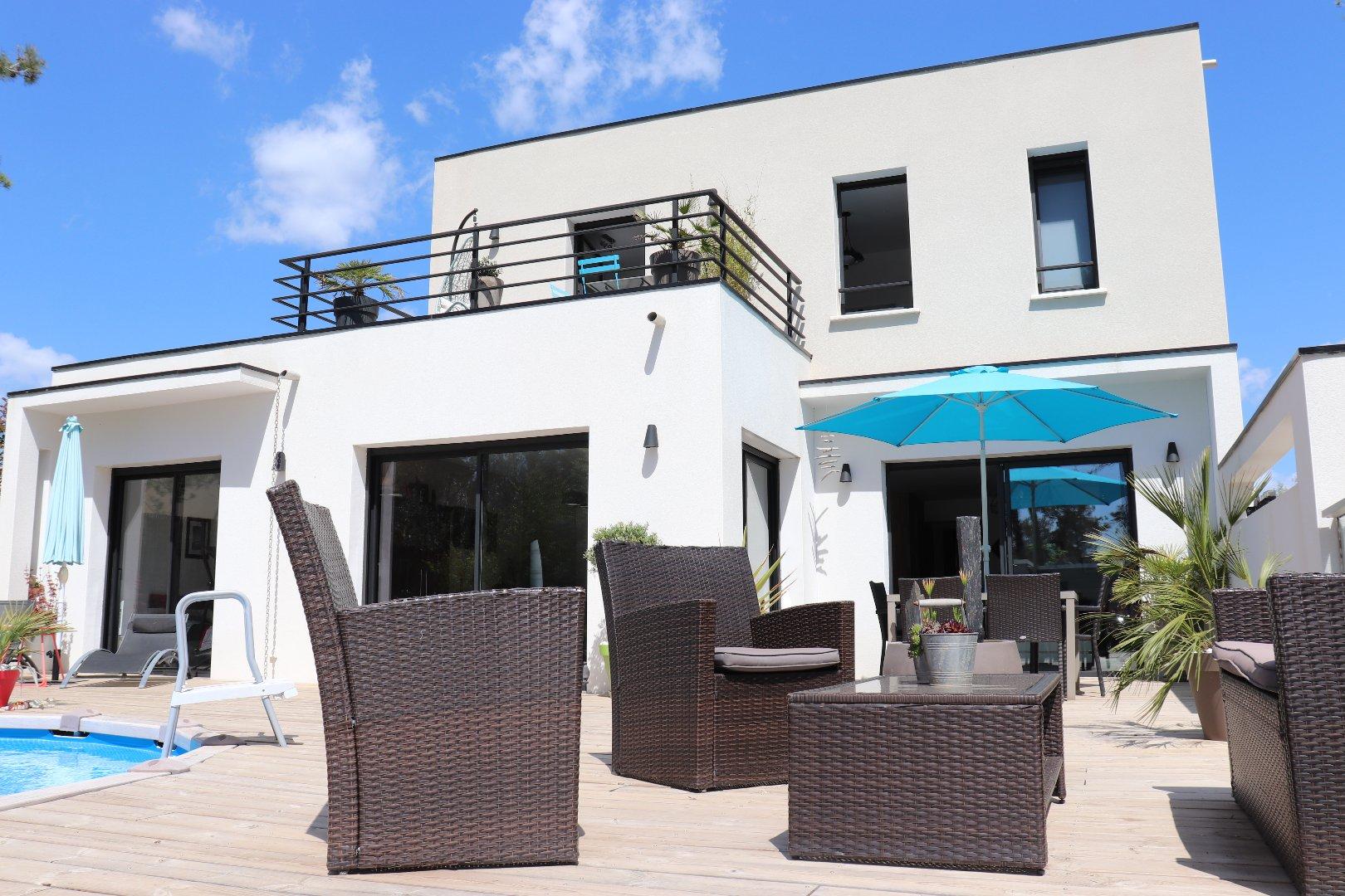 vente maison/villa 5 pièces MONTPELLIER 34090