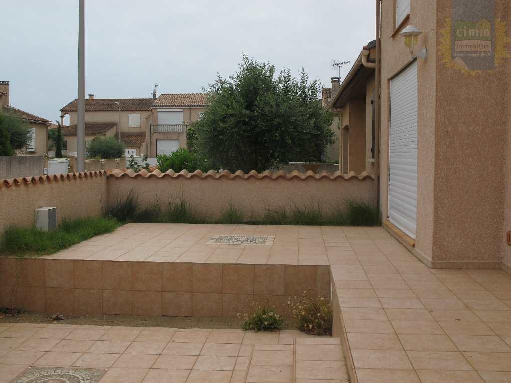 IMMOPLAGE VALRAS-PLAGE, agence immobilière, vente, location et location vacances appartement et maison entre Agde/Sete et Narbonne, proche Béziers - Maison - VALRAS PLAGE - Location Vacances - 95m²