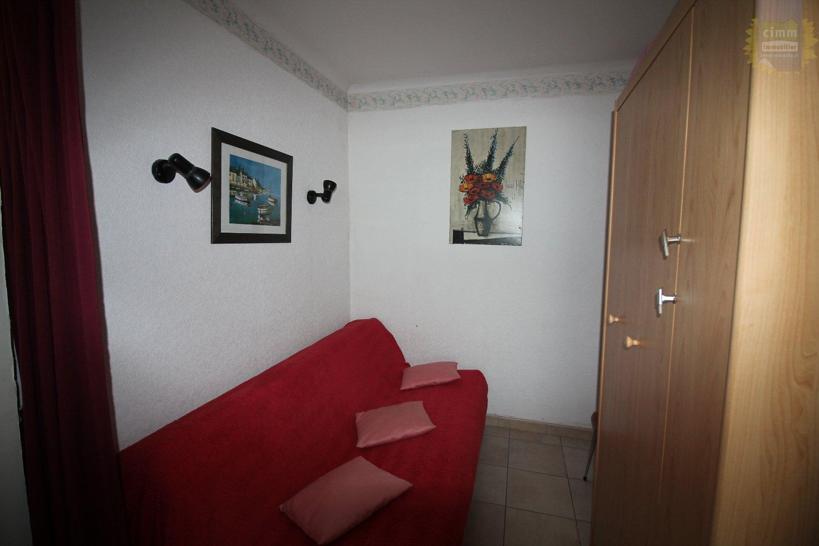IMMOPLAGE VALRAS-PLAGE, agence immobilière, vente, location et location vacances appartement et maison entre Agde/Sete et Narbonne, proche Béziers - Appartement en résidence - VALRAS PLAGE - Location Vacances - 48m²