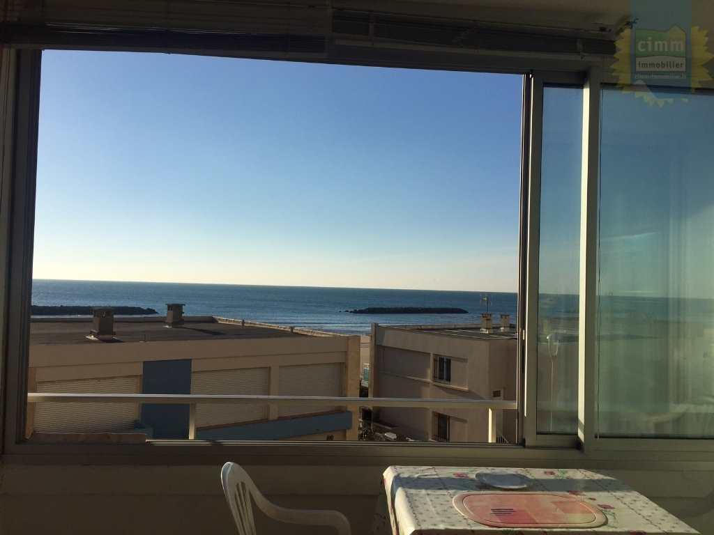 Image - Appartement en résidence - VALRAS PLAGE - Location Vacances - 48m² - IMMOPLAGE VALRAS-PLAGE
