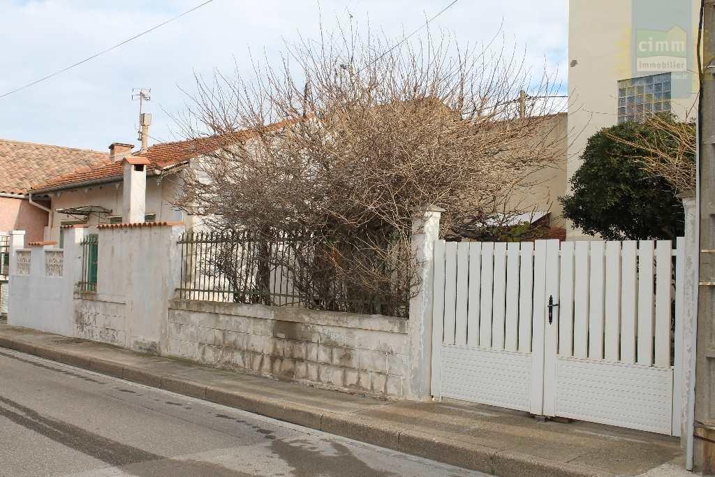 IMMOPLAGE VALRAS-PLAGE, agence immobilière, vente, location et location vacances appartement et maison entre Agde/Sete et Narbonne, proche Béziers - Maison de village - VALRAS PLAGE - Location Vacances - 40m²
