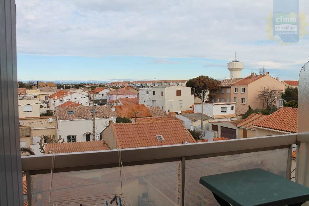 Image - Appartement - VALRAS PLAGE - Location Vacances - 20m² - IMMOPLAGE VALRAS-PLAGE