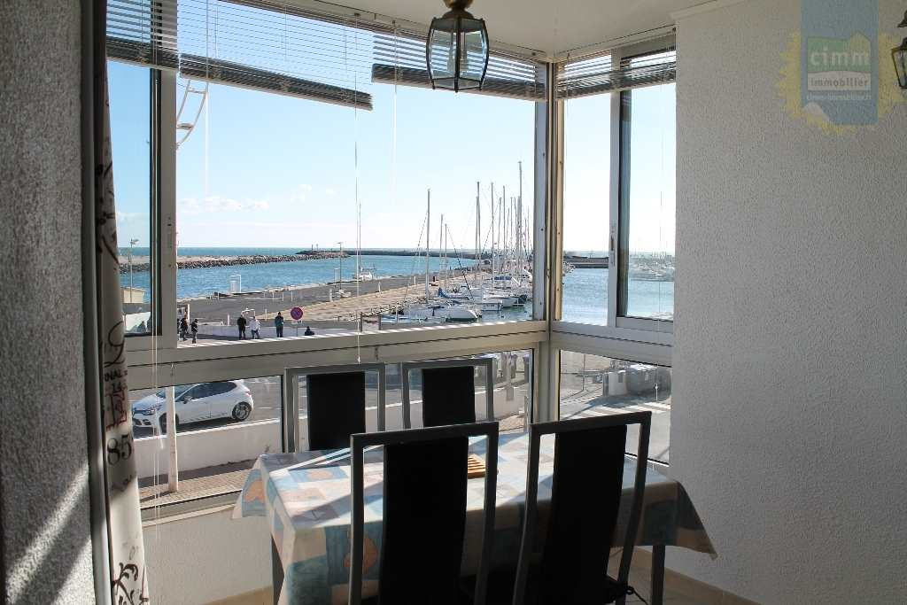 Image - Appartement en résidence - VALRAS PLAGE - Location Vacances - 22m² - IMMOPLAGE VALRAS-PLAGE