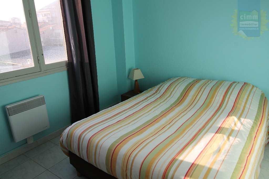 IMMOPLAGE VALRAS-PLAGE, agence immobilière, vente, location et location vacances appartement et maison entre Agde/Sete et Narbonne, proche Béziers - Appartement - VALRAS PLAGE - Location Vacances - 80m²