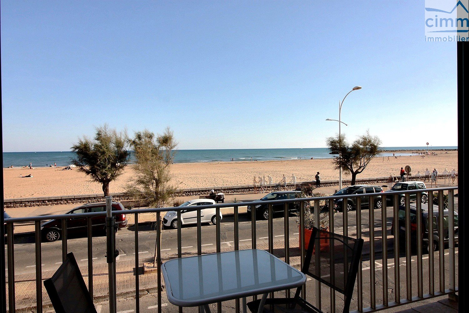 Image - Appartement - VALRAS PLAGE - Location Vacances - 40m² - IMMOPLAGE VALRAS-PLAGE