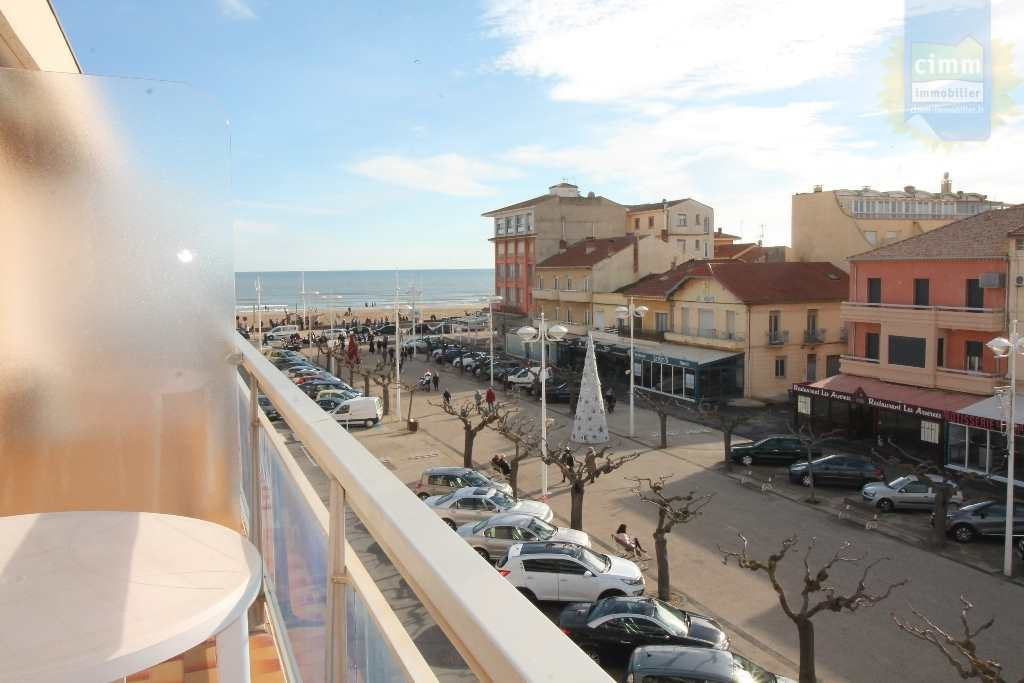 Image - Appartement - VALRAS PLAGE - Location Vacances - 23m² - IMMOPLAGE VALRAS-PLAGE