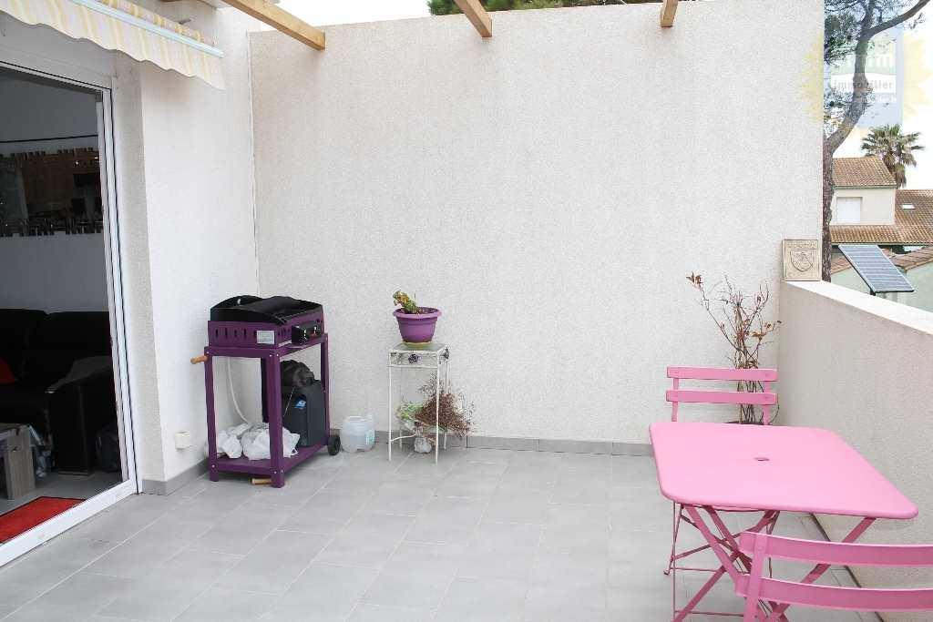 IMMOPLAGE VALRAS-PLAGE, agence immobilière, vente, location et location vacances appartement et maison entre Agde/Sete et Narbonne, proche Béziers - Appartement en résidence - VALRAS PLAGE - Location Vacances - 66m²