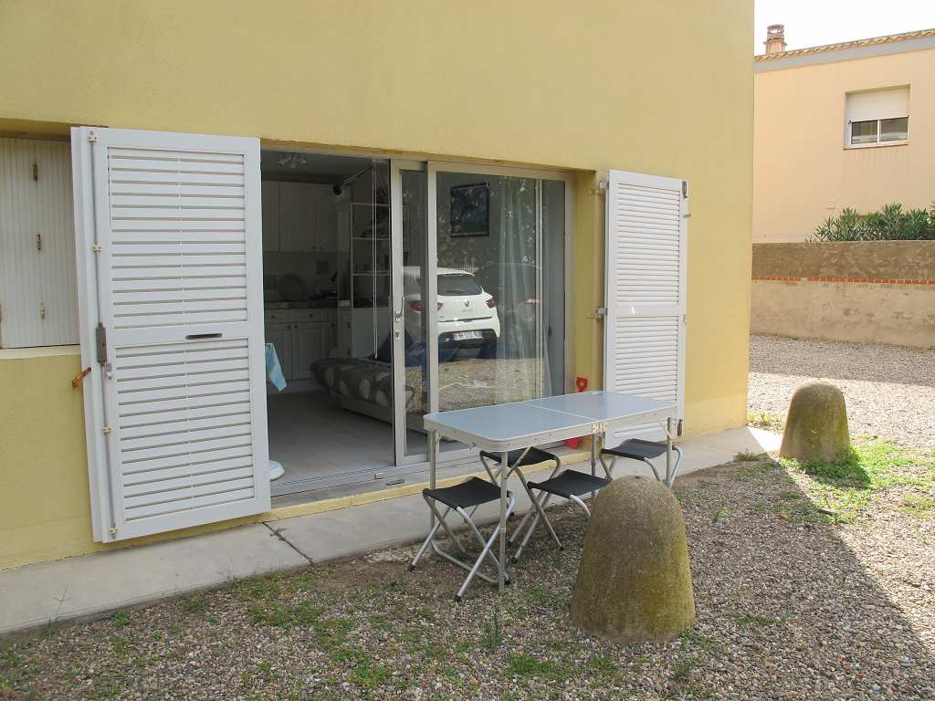 Image - Appartement - VALRAS PLAGE - Vente - 19m² - IMMOPLAGE VALRAS-PLAGE