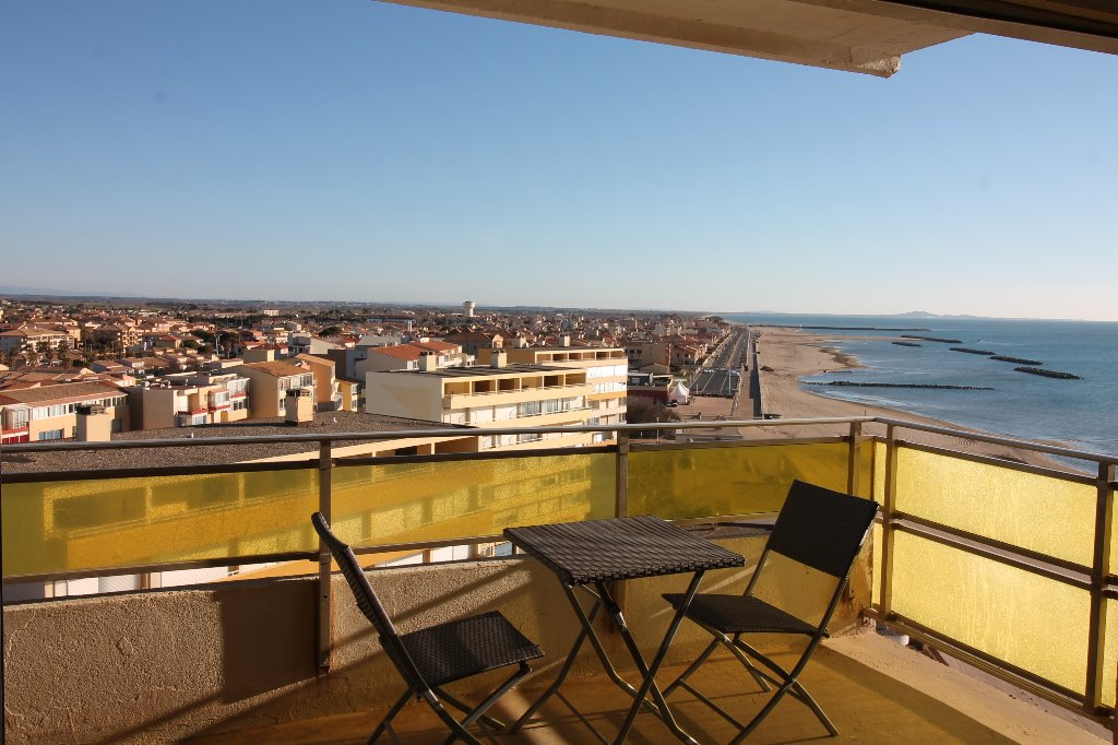 Image - Appartement - VALRAS PLAGE - Location Vacances - 65m² - IMMOPLAGE VALRAS-PLAGE