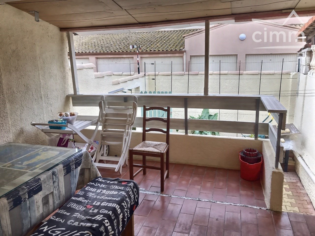 IMMOPLAGE VALRAS-PLAGE, agence immobilière, vente, location et location vacances appartement et maison entre Agde/Sete et Narbonne, proche Béziers - Pavillon - VALRAS PLAGE - Location Vacances - 50m²