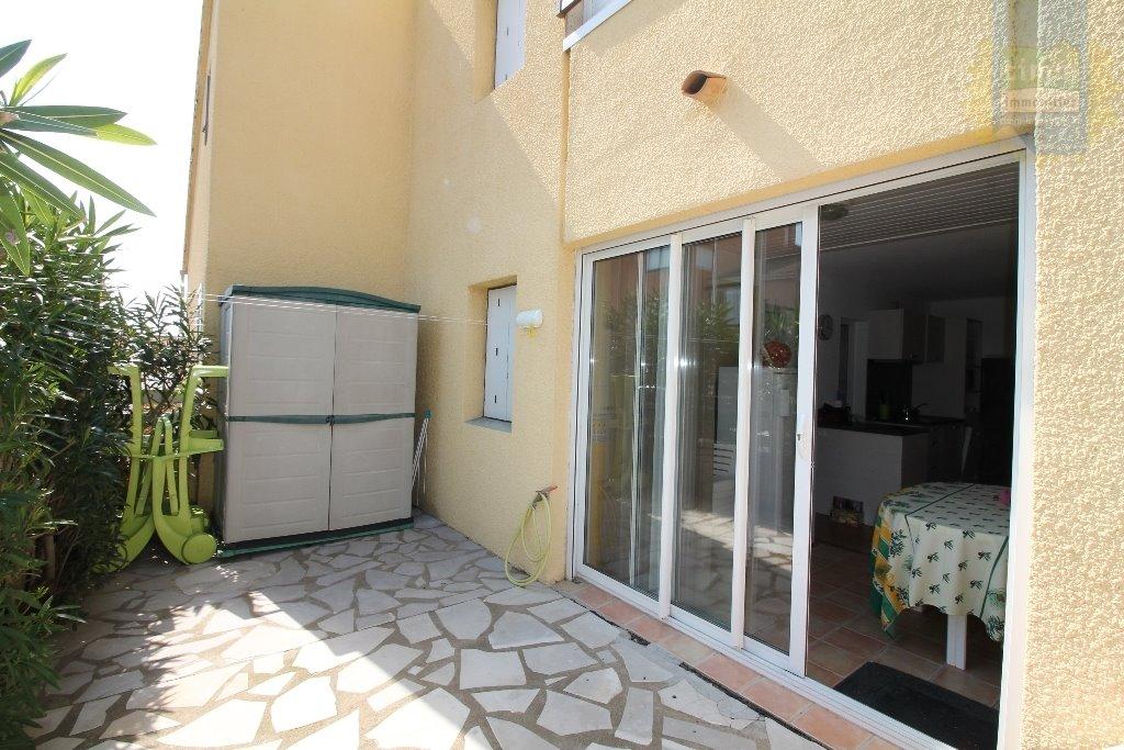 IMMOPLAGE VALRAS-PLAGE, agence immobilière, vente, location et location vacances appartement et maison entre Agde/Sete et Narbonne, proche Béziers - Appartement en résidence - VALRAS PLAGE - Location Vacances - 35m²