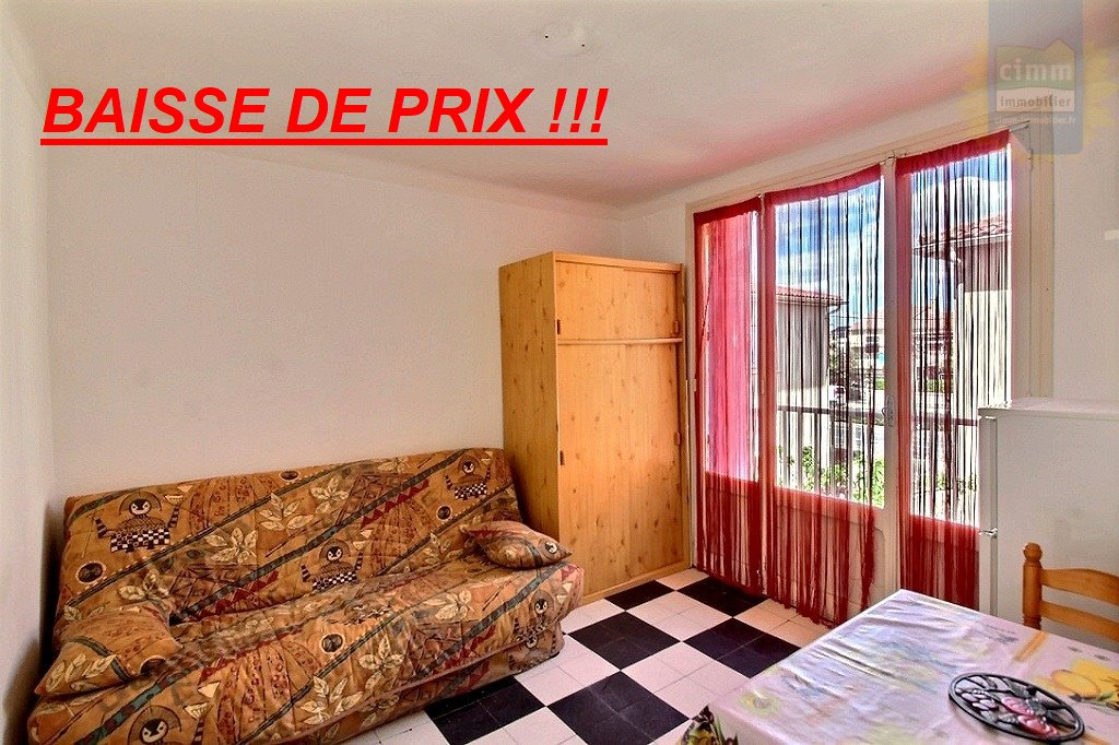 Image - Appartement - VALRAS PLAGE - Vente - 17m² - IMMOPLAGE VALRAS-PLAGE