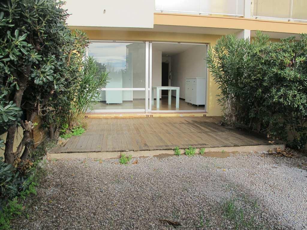 Image - Appartement en rez-de-jardin - VALRAS PLAGE - Vente - 41m² - IMMOPLAGE VALRAS-PLAGE