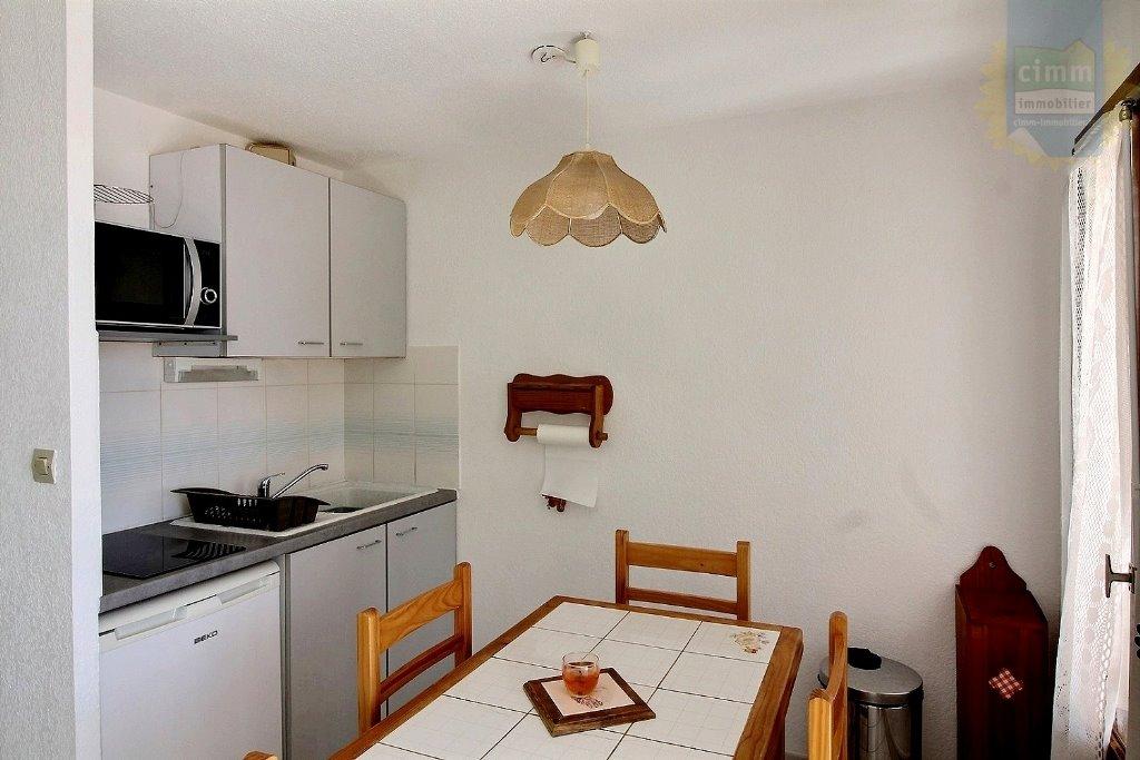 IMMOPLAGE VALRAS-PLAGE, agence immobilière, vente, location et location vacances appartement et maison entre Agde/Sete et Narbonne, proche Béziers - Appartement - VALRAS PLAGE - Vente - 35m²