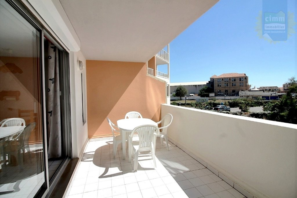 Image - Appartement - VALRAS PLAGE - Vente - 35m² - IMMOPLAGE VALRAS-PLAGE