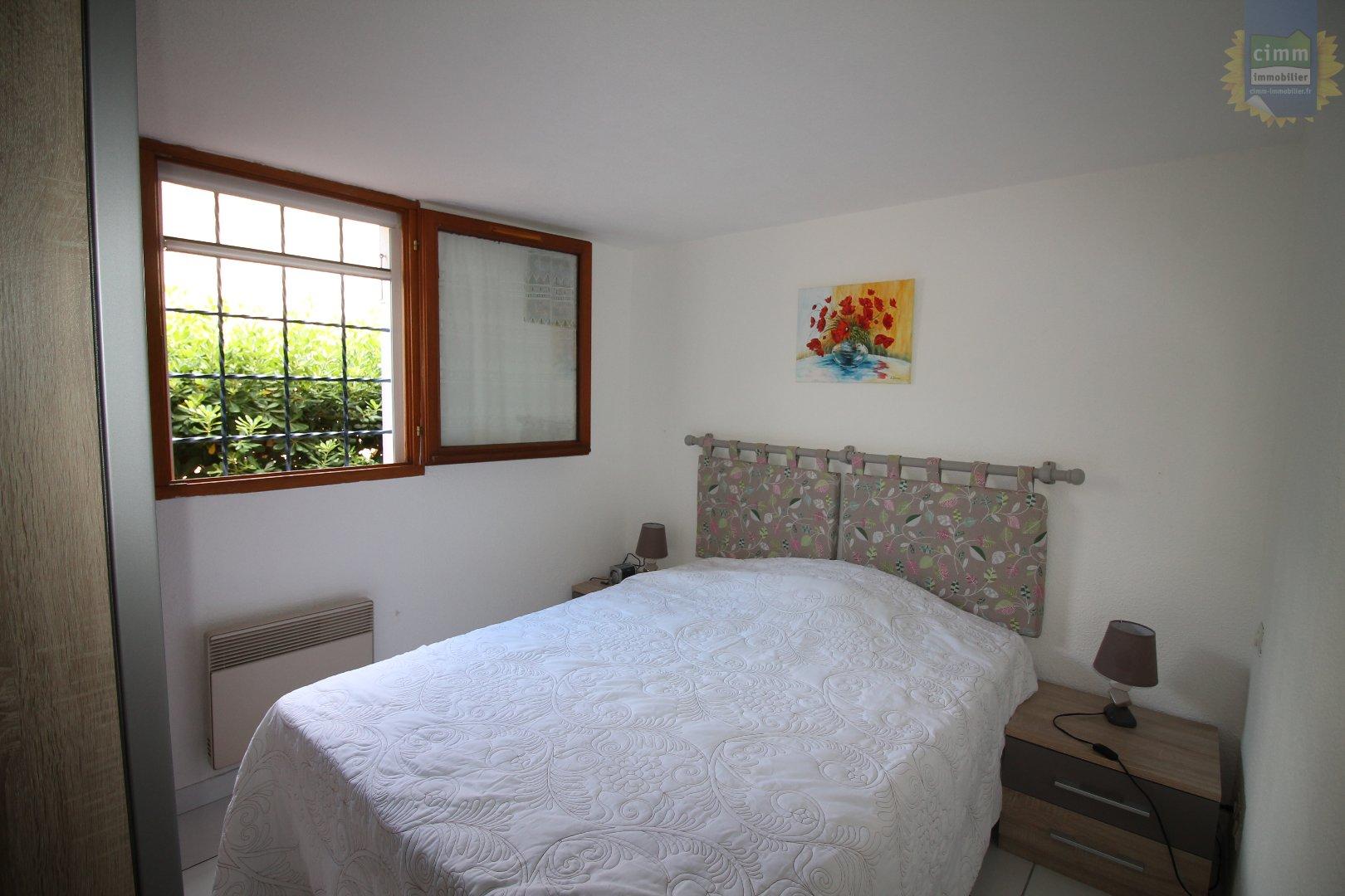 IMMOPLAGE VALRAS-PLAGE, agence immobilière, vente, location et location vacances appartement et maison entre Agde/Sete et Narbonne, proche Béziers - Pavillon - VALRAS PLAGE - Location Vacances - 52m²