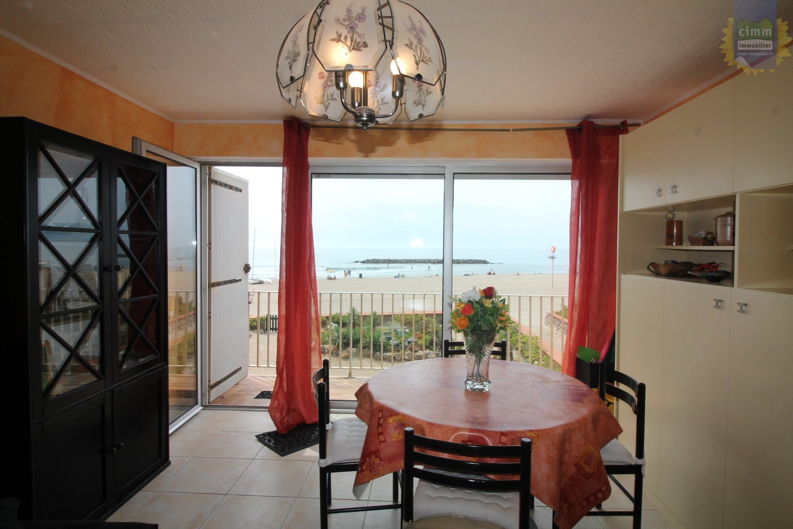 Image - Appartement - VALRAS PLAGE - Location Vacances - 46m² - IMMOPLAGE VALRAS-PLAGE