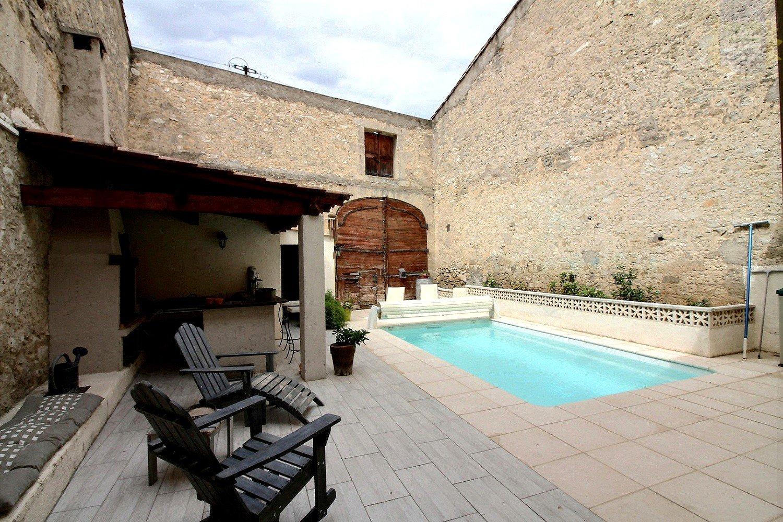 Image - Maison de village - NISSAN LEZ ENSERUNE - Vente - 143m² - IMMOPLAGE VALRAS-PLAGE