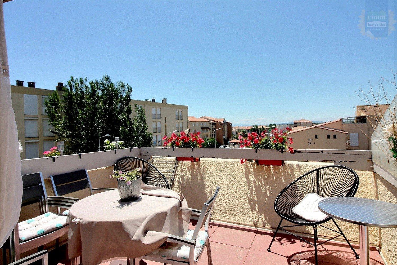 Image - Appartement en résidence - VALRAS PLAGE - Vente - 26m² - IMMOPLAGE VALRAS-PLAGE