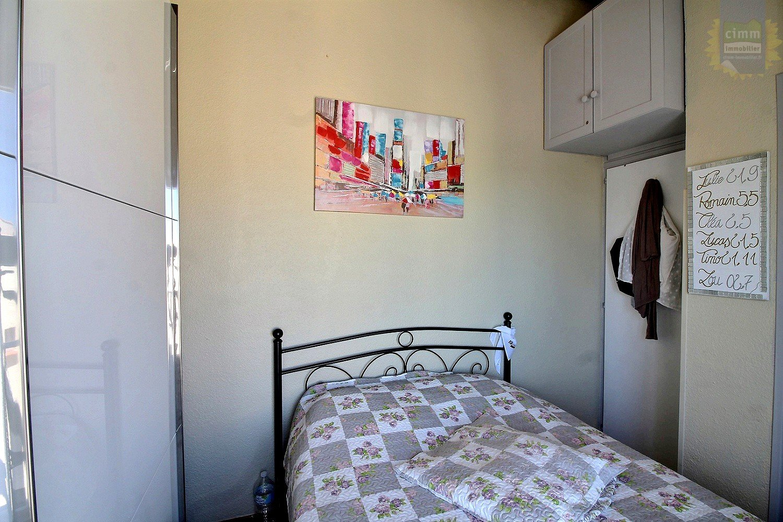 IMMOPLAGE VALRAS-PLAGE, agence immobilière, vente, location et location vacances appartement et maison entre Agde/Sete et Narbonne, proche Béziers - Appartement en résidence - VALRAS PLAGE - Vente - 26m²