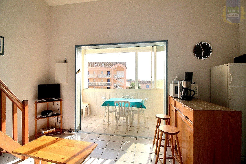Image - Appartement en résidence - VALRAS PLAGE - Vente - 42m² - IMMOPLAGE VALRAS-PLAGE