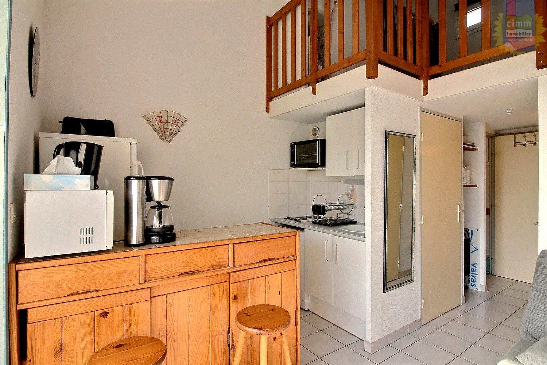 IMMOPLAGE VALRAS-PLAGE, agence immobilière, vente, location et location vacances appartement et maison entre Agde/Sete et Narbonne, proche Béziers - Appartement en résidence - VALRAS PLAGE - Vente - 42m²