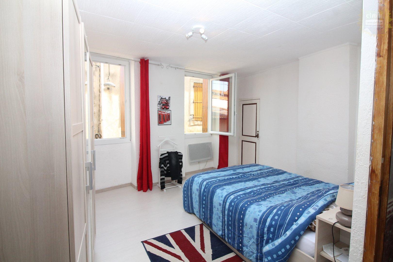 IMMOPLAGE VALRAS-PLAGE, agence immobilière, vente, location et location vacances appartement et maison entre Agde/Sete et Narbonne, proche Béziers - Maison de village - SERIGNAN - Vente - 62m²