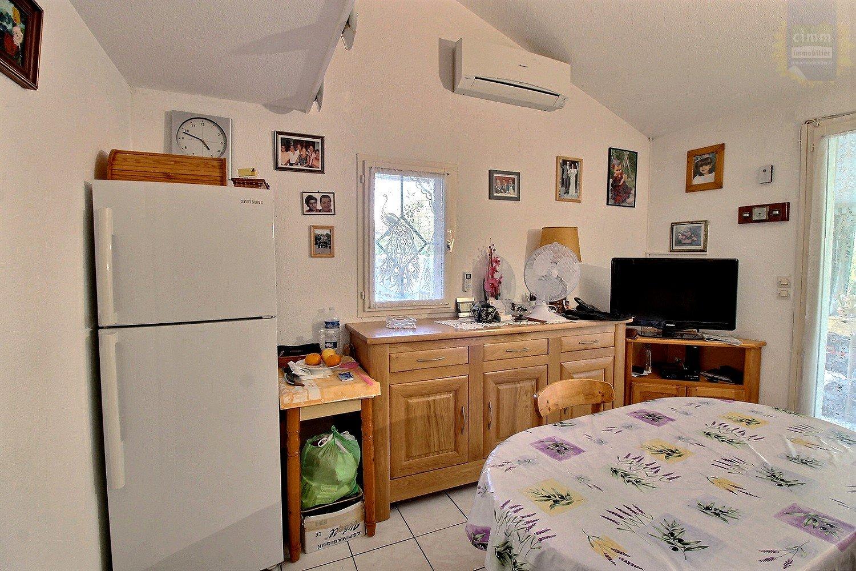 IMMOPLAGE VALRAS-PLAGE, agence immobilière, vente, location et location vacances appartement et maison entre Agde/Sete et Narbonne, proche Béziers - Maison en résidence - VENDRES - Vente - 51m²