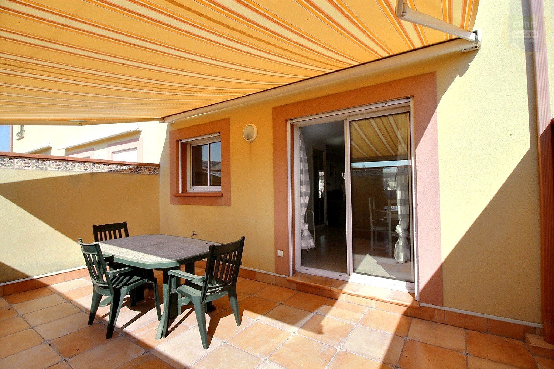 IMMOPLAGE VALRAS-PLAGE, agence immobilière, vente, location et location vacances appartement et maison entre Agde/Sete et Narbonne, proche Béziers - Appartement - VALRAS PLAGE - Location Vacances - 76m²