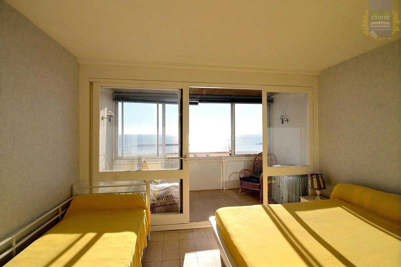 IMMOPLAGE VALRAS-PLAGE, agence immobilière, vente, location et location vacances appartement et maison entre Agde/Sete et Narbonne, proche Béziers - Duplex - VALRAS PLAGE - Vente - 72m²