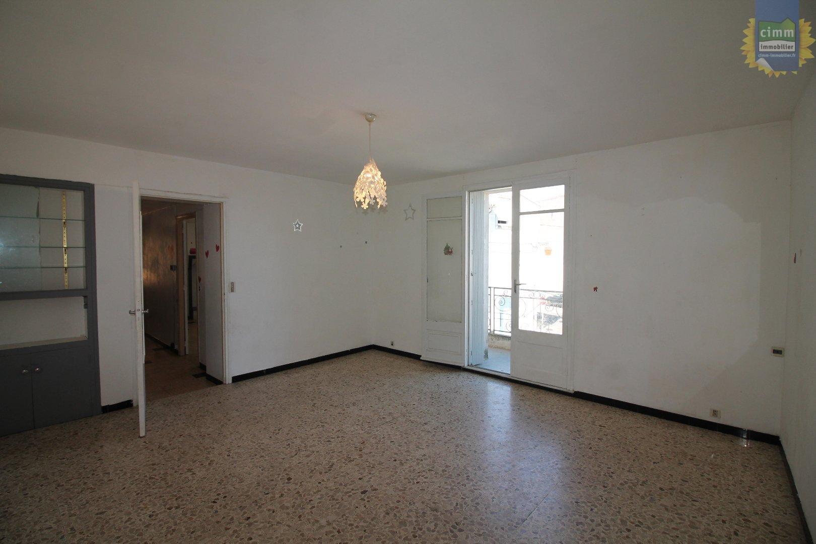 IMMOPLAGE VALRAS-PLAGE, agence immobilière, vente, location et location vacances appartement et maison entre Agde/Sete et Narbonne, proche Béziers - Maison de village - BOUJAN SUR LIBRON - Vente - 150m²
